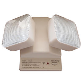 China LED Emergency Lights with 3.6V Battery, Twin Spot Emergency Lamps