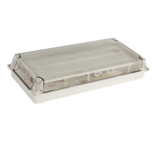 8W Fluorescent Tube Lampu Penerangan Non-Maintained Dengan Baterai Ni-Cd