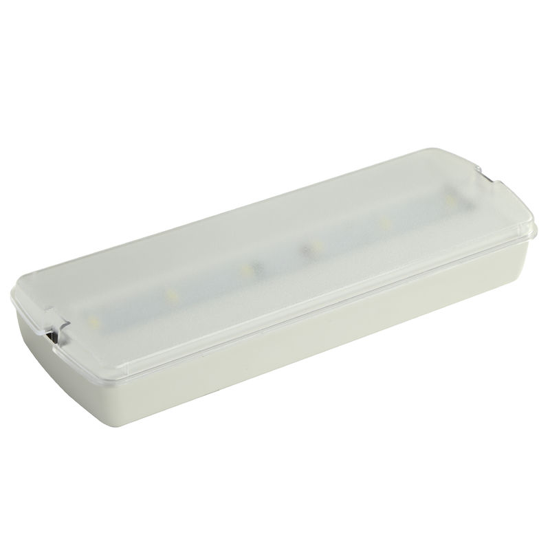 IP20 6-Permanen SMD 5730 LED Emergency Lights 110V - 127V 50Hz / 60Hz